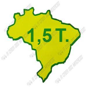 Emblemas--Potente-Brasil