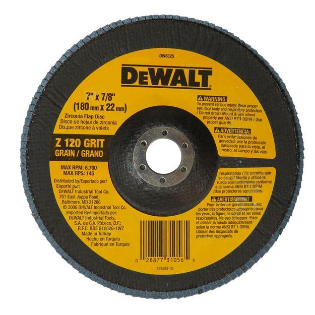Disco-DW8325-Dewalt