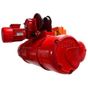 Talha-Eletrica-20t-X-90m-Cabo-de-Aco-Troley-Eletrico-220v-Teca2000-9-Acm-Tools-