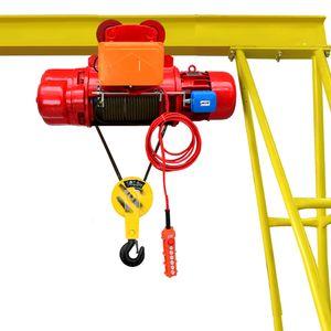 Talha-Eletrica-5-Ton-X-9m-de-Cabo-Aco-Troley-Eletrica-220v-Teca5000-9-Acm-Tools