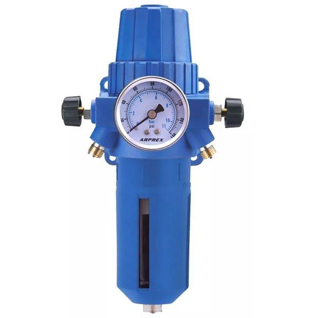Filtro-Ar-2-saidas-valvula-incorp-CENTURIUM-10618000-MAJAN-