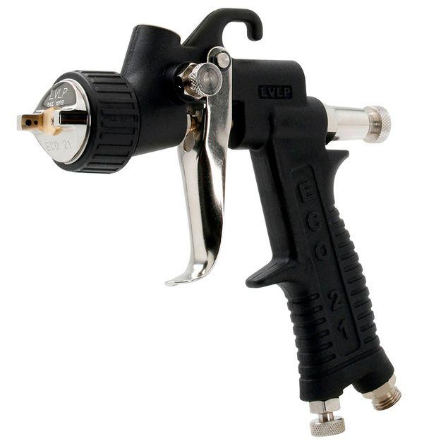 Pistola-Pintura-Gravidade-13mm-AI-LVLP-ECO-21-Ref-10014000-MAJAN