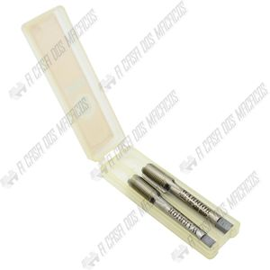 Macho-Manual-HSS-BSP-B-1-8--para-Tubo-2pcs-MR-075-WARRIOR