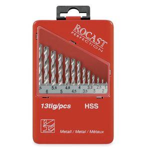 Jogo-de-Brocas-Paralela-Aco-Rapido-1-16----1-4--13-pecas-Ref-50158-ROCAST