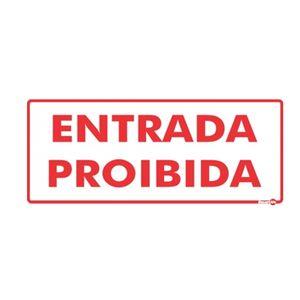Placa-Sinalizadora-130x300mm-ENTRADA-PROIBIDA-Ref-PS151-ENCARTALE