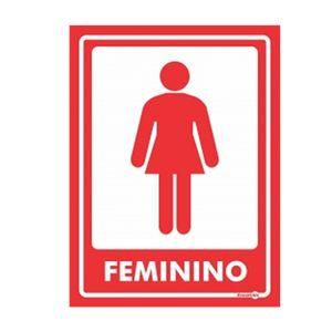 Placa-Sinalizadora-150x200mm-Banheiro-Feminino-com-2-pecas-Ref-AV10-ENCARTALE