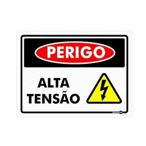 Placa-Sinalizacao-150x200mm-PERIGO-ALTA-TENSAO-Ref-PS128-ENCARTALE