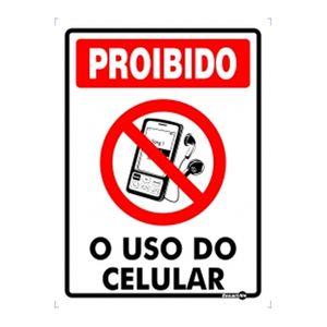 Placa-de-Sinalizacao-150x200mm-PROIBIDO-O-USO-DO-CELULAR-Ref-PS157-ENCARTALE