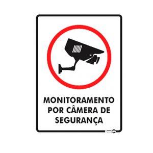 Placa-de-Sinalizacao-200x150mm-CAMERA-DE-SEGURANCA-Ref-PS650-ENCARTALE