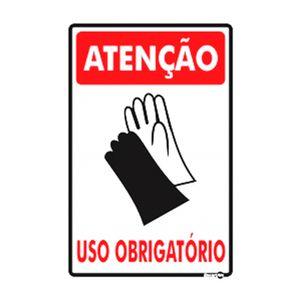 Placa-de-Sinalizacao-200x300mm-USO-OBRIGATORIO-DE-LUVAS-Ref-PS85-ENCARTALE