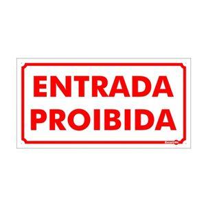Placa-de-Sinalizacao-130x250mm-ENTRADA-PROIBIDA-Ref-PM849-ENCARTALE