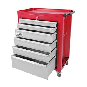 Carro-porta-ferramentas-fechado-com-6-gavetas-vermelho-Ref-08-FERCAR