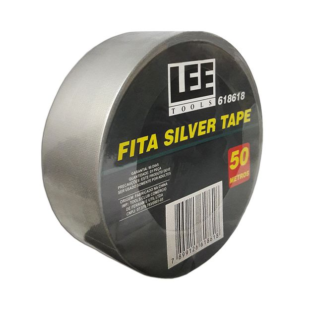 Fita-Silver-Tape-50mts-Ref-618618-LEE-TOOLS