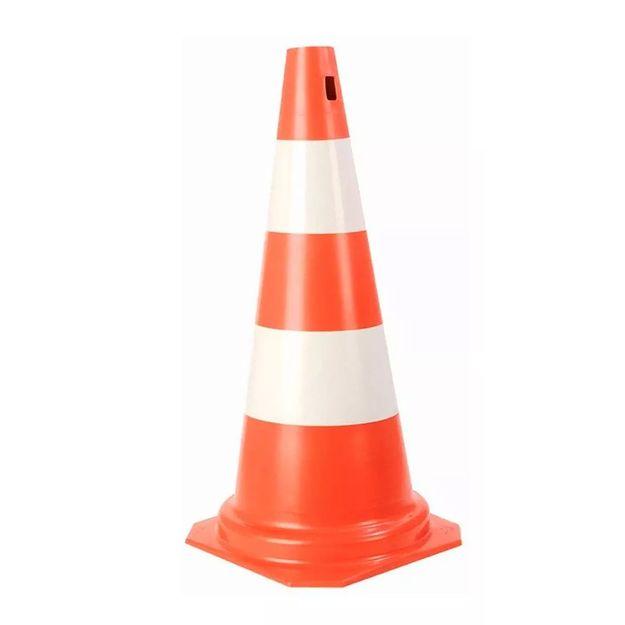 Cone-de-Sinalizacao-Laranja-Branco-75cm-Ref-70000503-PLASTCOR-