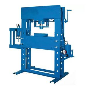 Prensa-Hidraulica-Manual-100-Ton-com-Auxiliar-Ref-P100201-BOVENAU