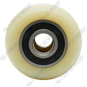 Roda-Nylon-Dianteira-com-Rolamento-Duplo-80x70mm-Paleteira-TS-2.6-TR-3.0-ACM-TOOLS