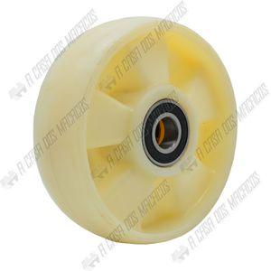 Roda-Nylon-Direcional-com-Rolamento-Duplo-160x50mm-Paleteira-TF-2.2-ACM-TOOLS