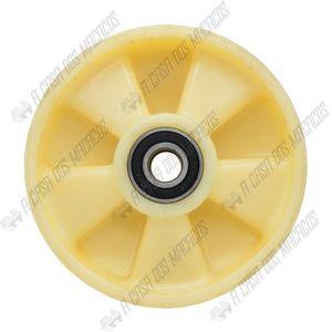 Roda-Nylon-Direcional-com-Rolamento-Duplo-180x50mm-Paleteira-TS-2.6-TR-3.0-ACM-TOOLS-