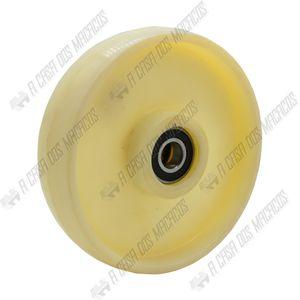 Roda-Nylon-Direcional-com-Rolamento-Duplo-200x50mm-Paleteira-TR-3.8-ACM-TOOLS