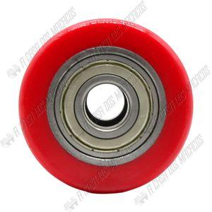 Roda-Dianteira-Poliuretano-com-Rolamento-Duplo-80x70mm-Paleteira-TS2.6-TR3.0-ACM-TOOLS