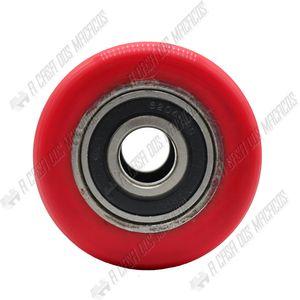 Roda-Dianteira-Poliuretano-com-Rolamento-Duplo-80x93mm-Paleteira-TS2.6-TR3.0-ACM-TOOLS-