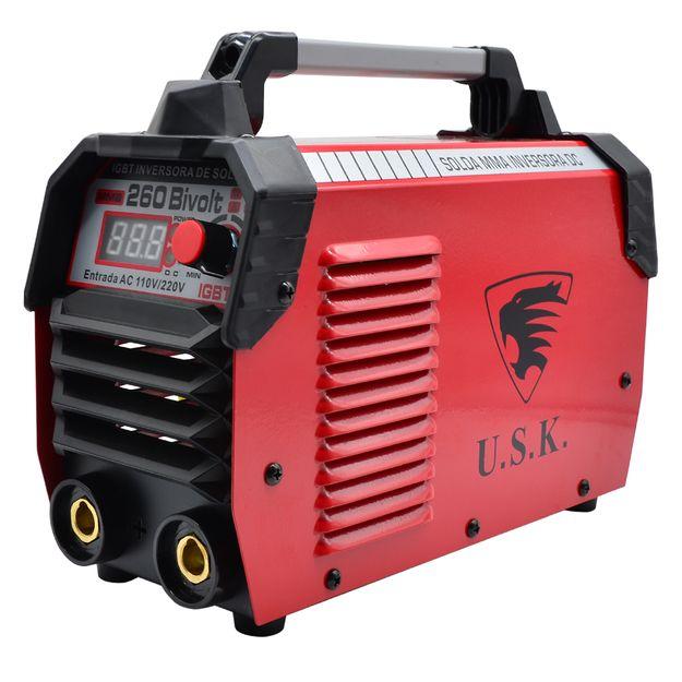 Maquina-Inversora-de-Solda-260A-Regulagem-Digital-Eletrodo-6013-7018-4mm-Ref-MINI260-USK-