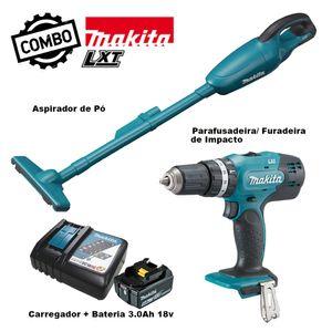 Kit-Parafusadeira--Furadeira-de-Impacto-DHP453SFX8---Aspirador-de-Po-DCL180Z-MAKITA