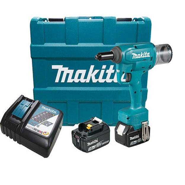 Rebitador-A-Bateria-18V-BL1830B-DRV150RFE-MAKITA