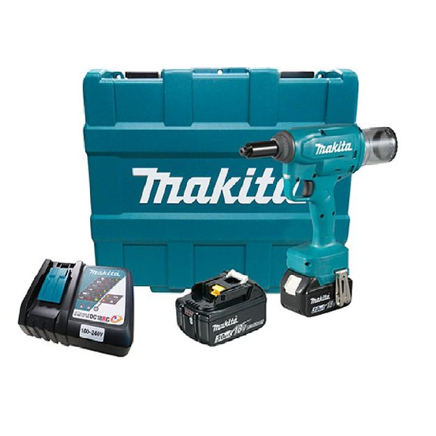 Rebitador-a-Bateria-18V-BL1830B-DRV250RFE-MAKITA