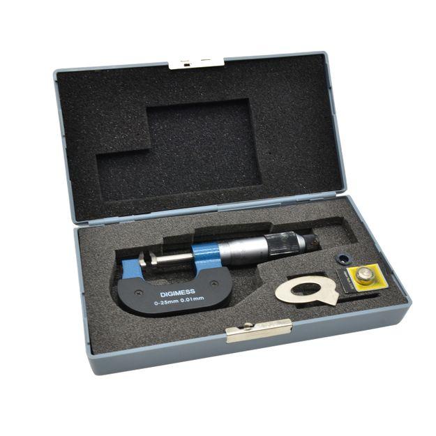 Micrometro-Externo-0-25mm-Para-Rebaixos-112180-Digimess