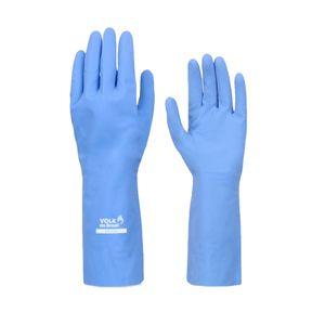Luva-Latex-Azul-Tam-9-30cm-Multiuso-Ref-105104402-VOLK