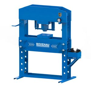 Prensa-Hidraulica-Manual-150Ton-P150000-BOVENAU
