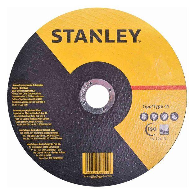 Disco-de-Corte-115x-30x-2222mm-Ref-STA4521SF-STANLEY