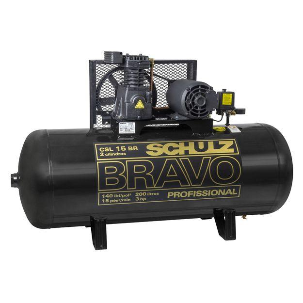 Compressor-de-Ar-CSL15BR-200L-3HP-CV-2-polos-Monofasico-127-220v-BRAVO-SCHULZ