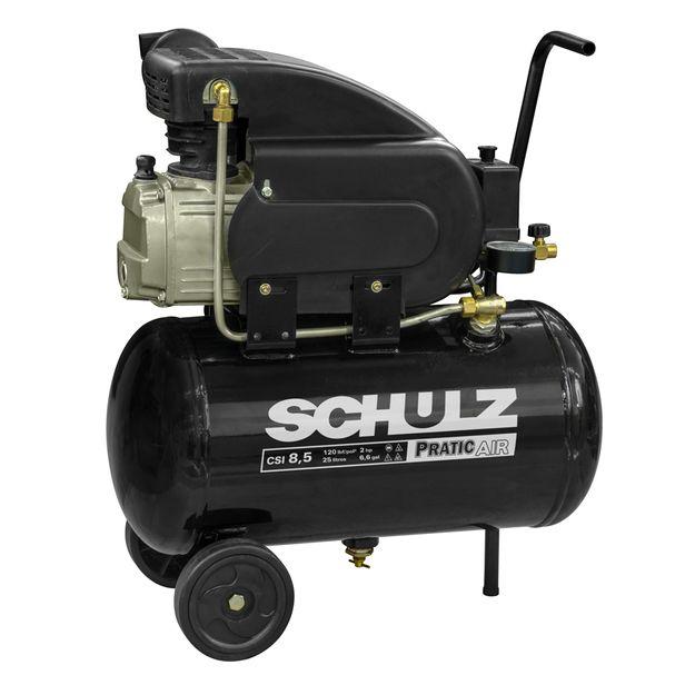 Compressor-de-Ar-PRATIC-AIR-CSI-825-25L-2-polos-2HP-CV-Monofasico-220v-SCHULZ