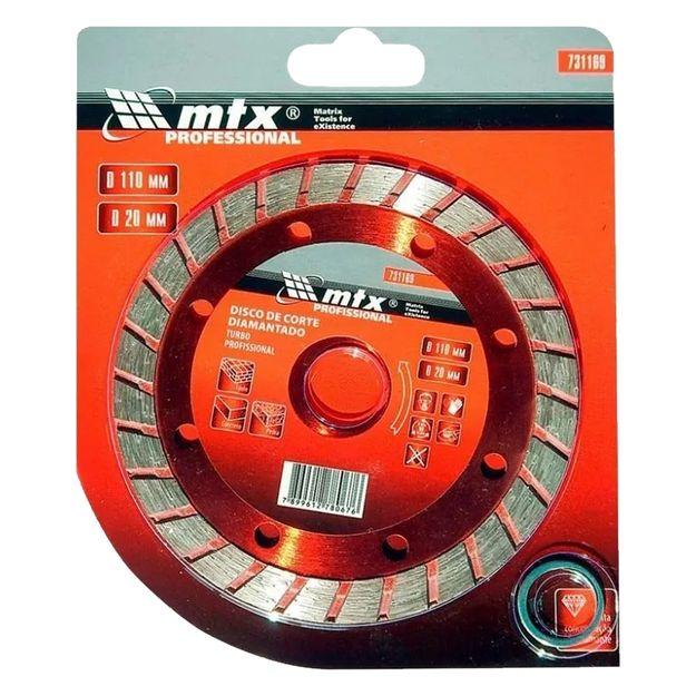 Disco-Diamantado-Turbo-110x20mm-Corte-a-Seco-Ref-731169-MTX