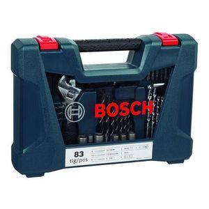 Kit-de-Brocas-Pontas-e-Bits-V-Line-com-83-pecas-Bosch