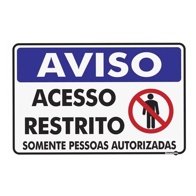 Placa-200x300mm-SOMENTE-PESSOAS-AUTORIZADAS-PS800-ENCARTALE