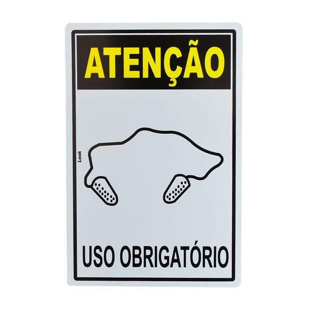 Placa-de-Sinalizacao-ATENCAO-USO-OBRIGATORIO-PROTETOR-AURICULAR-20701-TRY
