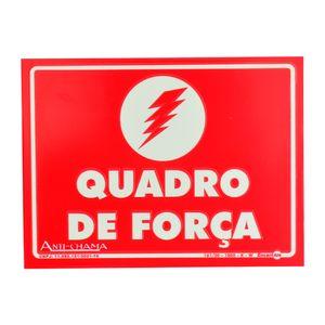 Placa-de-Sinalizacao-QUADRO-DE-FORCA-PAF722-ENCARTALE