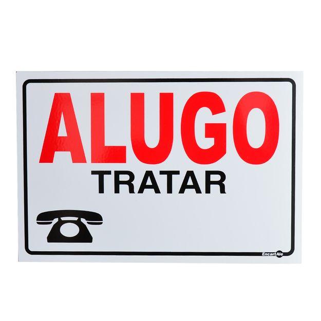 Placa-de-Sinalizacao-ALUGO-TRATAR-PS29-ENCARTALE-