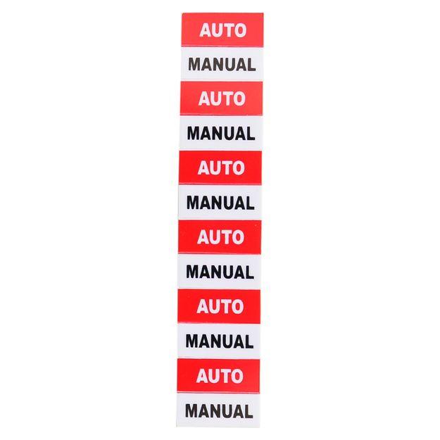 Placa-de-Sinalizacao-AUTO-MANUAL-com-12-Unidade-Ref-PS139-ENCARTALE-