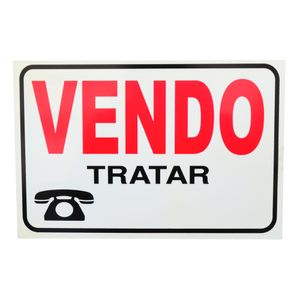 Placa-de-Sinalizacao-VENDO-TRATAR-Ref-16099-TRY