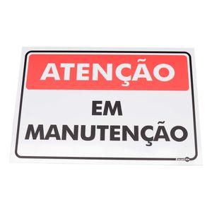 Placa-de-Sinalizacao-ATENCAO-EM-MANUTENCAO-Ref-PR-2006-ENCARTALE