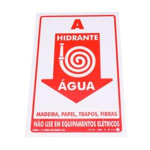 Placa-de-Sinalizacao-HIDRANTE-AGUA-Ref-PS299-ENCARTALE