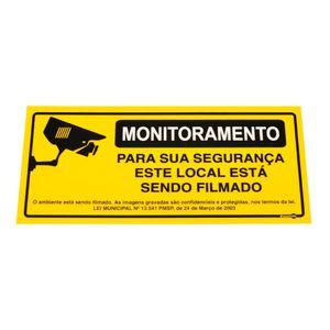 Placa-de-Sinalizacao-MONITORAMENTO-Ref-PS646-ENCARTALE