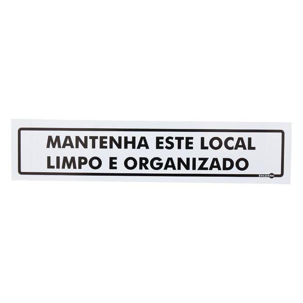 Placa-de-Sinalizacao-MATENHA-ESTE-LOCAL-LIMPO-E-ORGANIZADO-Ref-PS293-ENCARTALE