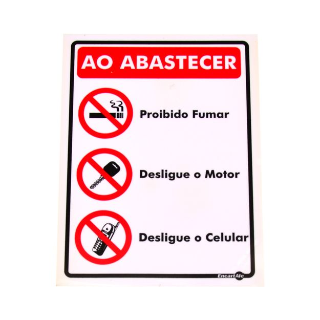 Placa-de-Sinalizacao-AO-ABASTECER-Ref-PS496-ENCARTALE
