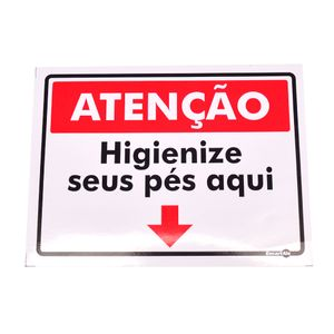 Adesivo-de-Sinalizacao-ATENCAO-HIGIENIZE-SEUS-PES-AQUI-Ref-AV-92-ENCARTALE-