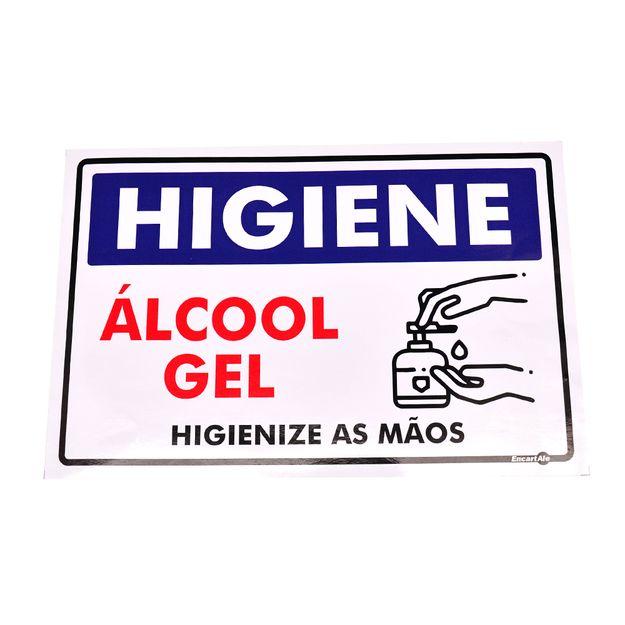 Adesivo-de-Sinalizacao-HIGIENE-ALCOOL-GEL-Ref-PS-91-ENCARTALE